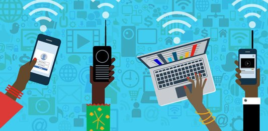 ITU estimates that at the end of 2018, 51.2 per cent of the global population, or 3.9 billion people, will be using the Internet. (Image: Cisco)