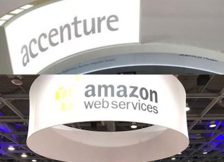Accenture and Amazon Web Services (AWS) announced newly expanded services and resources led by the Accenture AWS Business Group