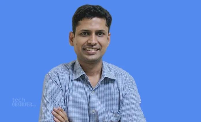 Rahul Garg, CEO and Founder, Moglix