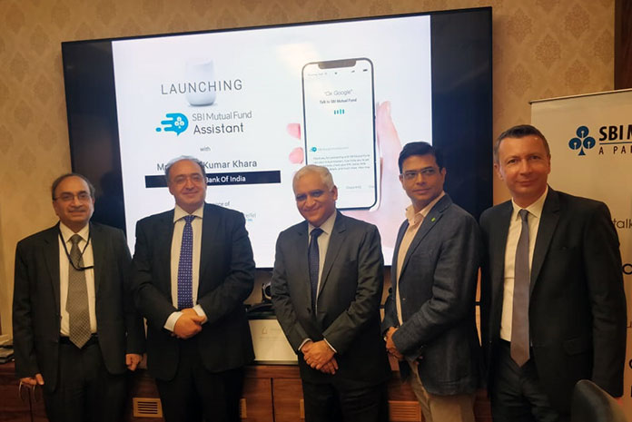 SBI Mutual Fund has launched its first AI-powered voice assistant with Google.