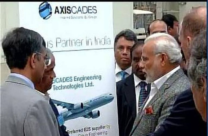 AXISCADES will be working directly with Altizon's platform and products R&D group to design and build manufacturing applications