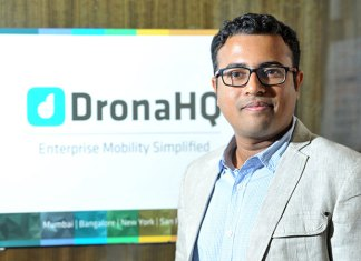 Jinen Dedhia, Co-Founder & MD, DronaHQ