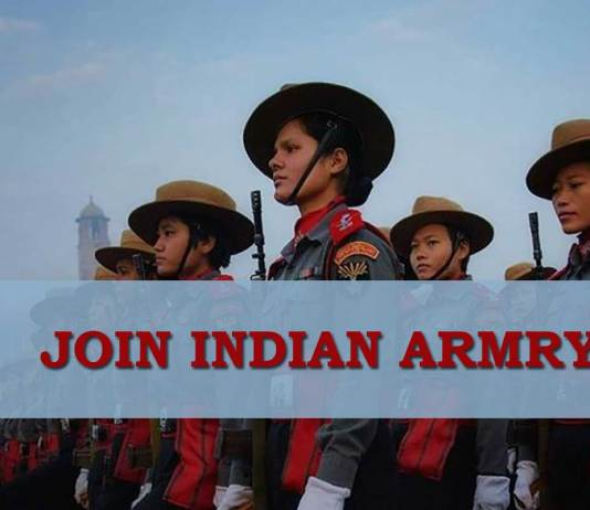 Indian Army Recruitment 2019, SSC Tech Post, Indian Army, Jobs in Indian Army, Join Indian Army, Indian Army SSC Recruitment 2019