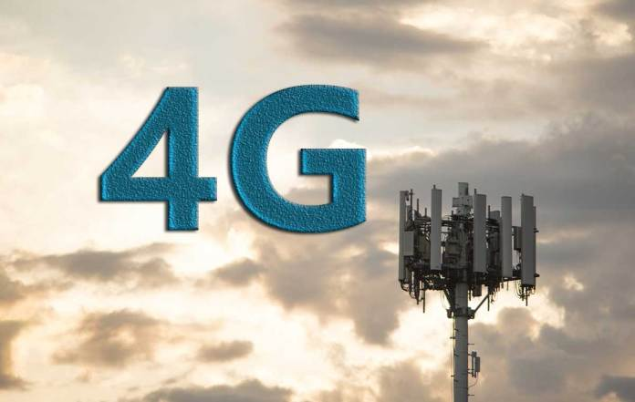 4G contributed 92% of data traffic in 2018 in India: Nokia report