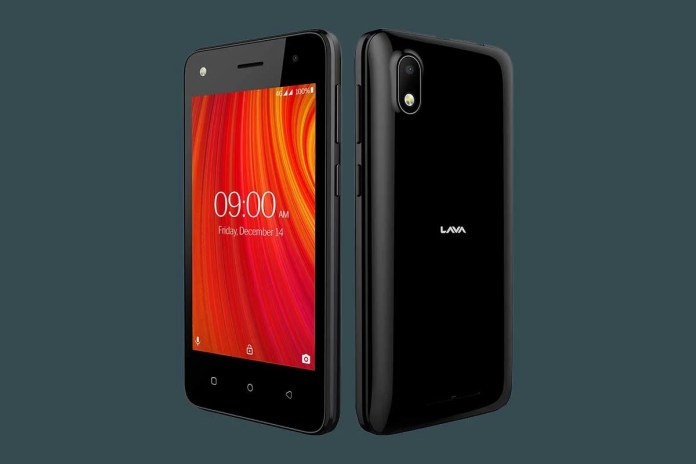 LAVA Z40 with Android 8.1 Oreo for Rs 3,499 launched