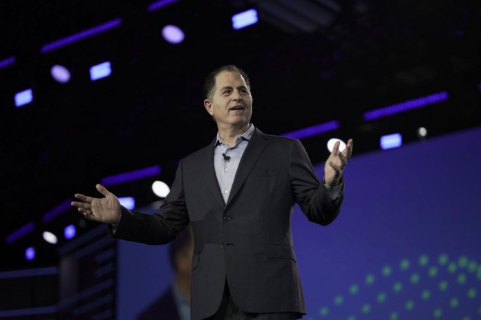 Our goal is to provide a single view from edge to core to cloud – an integrated platform for our customers' digital future, says Michael Dell, chairman and CEO of Dell Technologies.