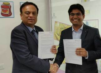 RNTU signs MoU with FICSI to set up food processing Centre of Excellence in Madhya Pradesh