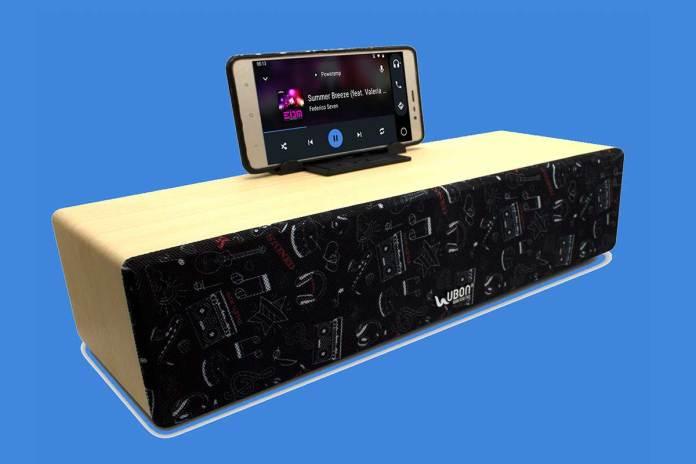 UBON launches Soundbar 'SP-45' at Rs 3599