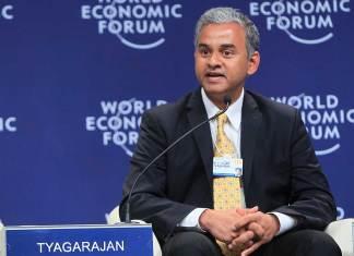 Genpact CEO NV 'Tiger' Tyagarajan