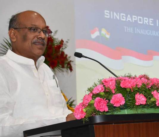 Union minister of state for electronics and IT Sanjay Dhotre. (Photo: PIB)