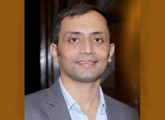 Rooter CEO and Founder Piyush Kumar