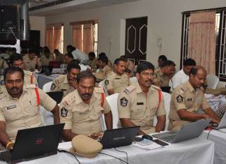 Under the project, a series of technology adoption workshops are being conducted to ensure dissemination of technical knowhow to police. (Photo: File)