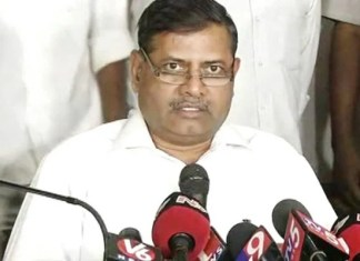 Telangana Election Commissioner Nagi Reddy