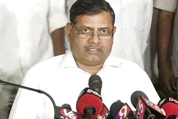 Telangana Election Commissioner Nagi Reddy
