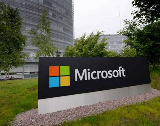 Microsoft is partnering with Accenture to host a startup challenge in India. (Photo: Agency)