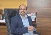 Sharad Sanghi, Leader of NTT, India.
