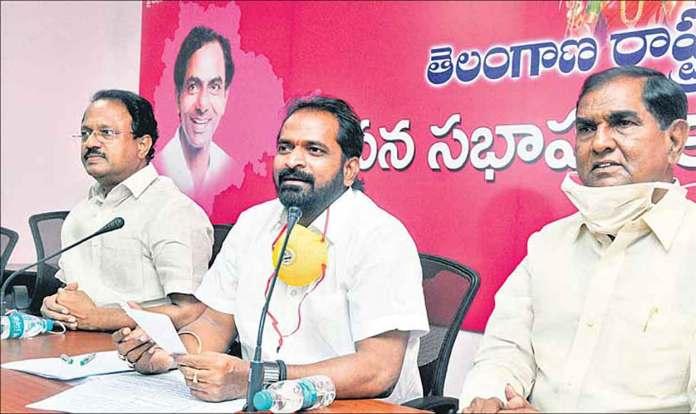 Telangana Tourism Minister V Srinivas Goud