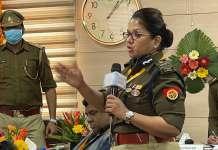 UP Police ADG Neera Rawat