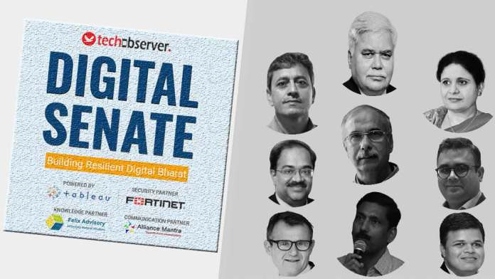 Under the theme — Building Resilient Digital Bharat — the Digital Senate 2021 witnessed industry leaders, senior government officials, technology investors and experts participation