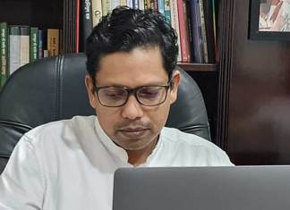 Zunaid Ahmed Palak, State Minister for ICT, Bangladesh