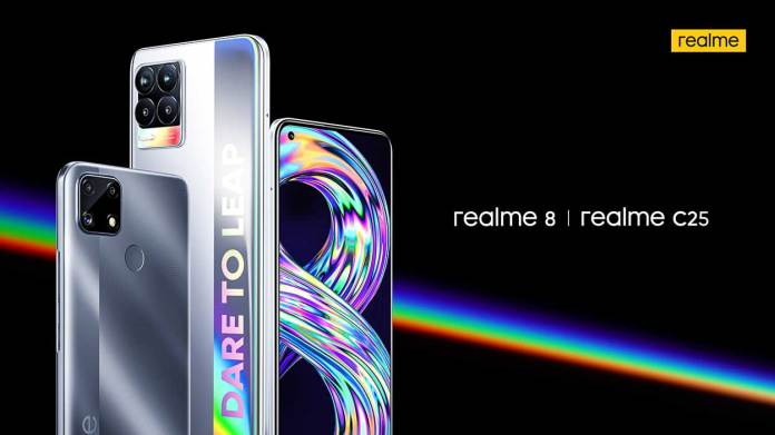 Realme 8 and C25 launched in Bangladesh, here's price, features and specs
