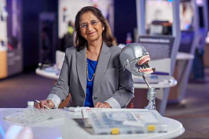 Renowned chemist Sumita Mitra