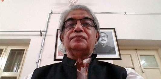 Bangladesh Posts and Telecommunications Minister Mustafa Jabbar. (Photo: File)