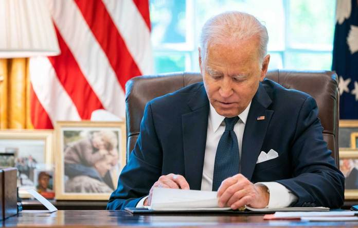 U.S President Joe Biden (Photo: Agency)