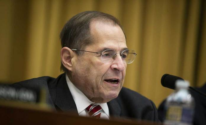 US House Committee on the Judiciary Chairman Jerrold Nadler (Photo: Agency)