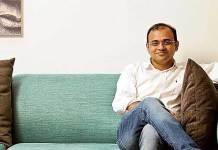 Ajith Mohan Karimpana, CEO, Furlenco