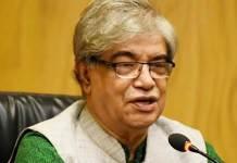 Bangladesh's Commerce Minister Tipu Munshi