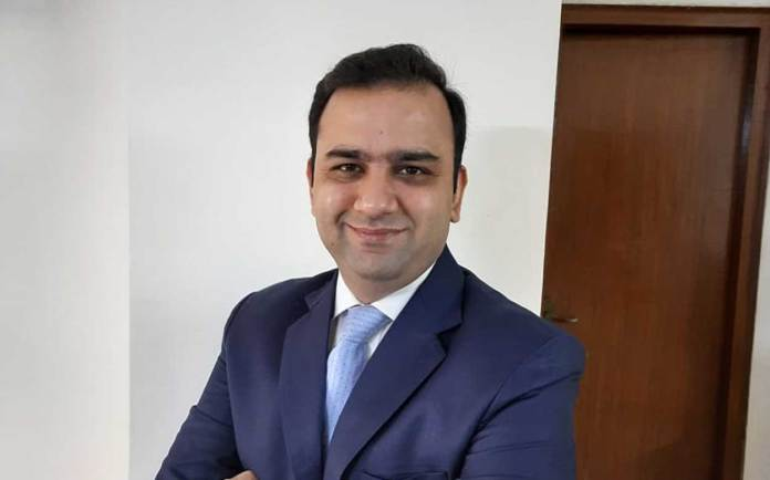 Pradeep Bhasin, co-founder and chief business officer, Nivesh