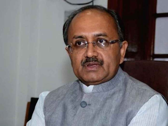 UP's MSME and Export Promotion Minister, Siddhartha Nath Singh