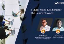 Future of Work in New Normal with Sudhir Nayar of Cisco India
