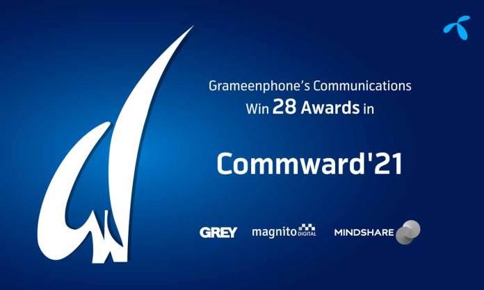 Grameenphone's Communication
