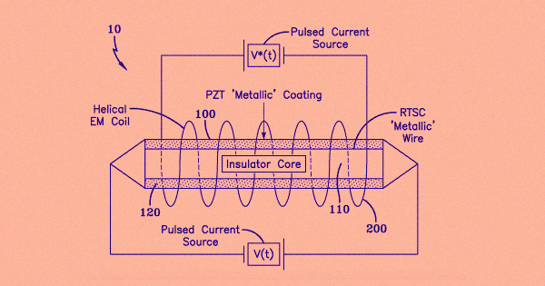 US Military Files Patent for RoomTemperature