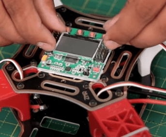 steps to make a drone at home