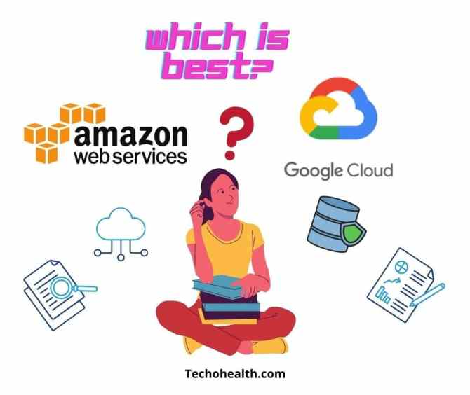 which is better Google Cloud or Amazon AWS?