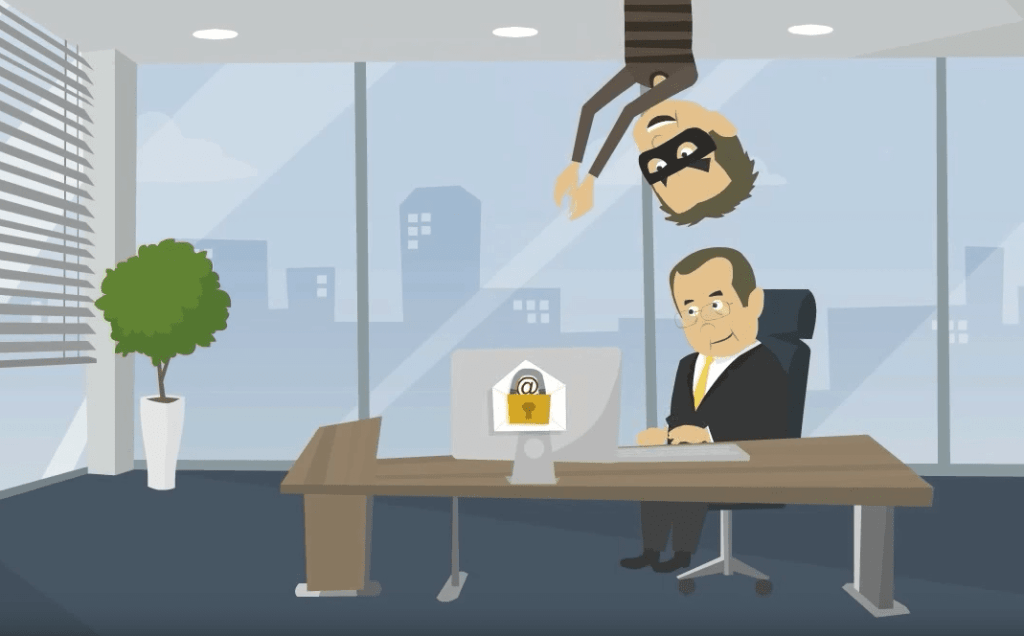 HOW EMAIL ENCRYPTION WORKS & WHY IT'S NOT SECURE