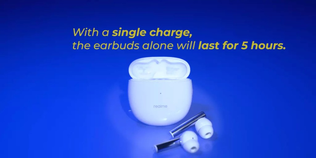 Realme Buds Air 2  vs Nothing Ear 1