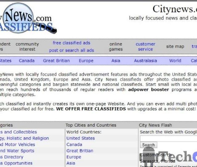 City News Craigslist Alternative