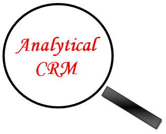 analytical CRM applications
