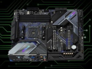 gaming pc build - motherboard