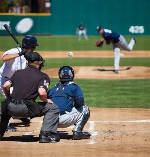 Baseball image via Shutterstock
