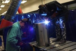 tech shop welding