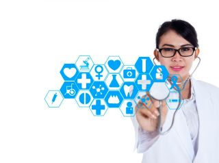 digital doctor - 123rf