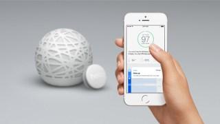 The Hello Sense device and app