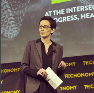 Simone Ross oversees Techonomy's conference programs.
