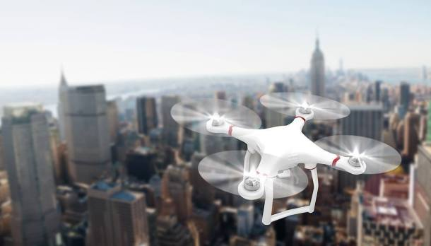 Tech infuses life in New York and elsewhere more clearly every day. Image courtesy Shutterstock/vectorfusionart