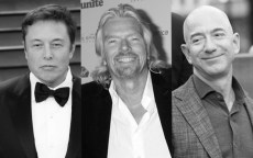 Branson Bezos Musk